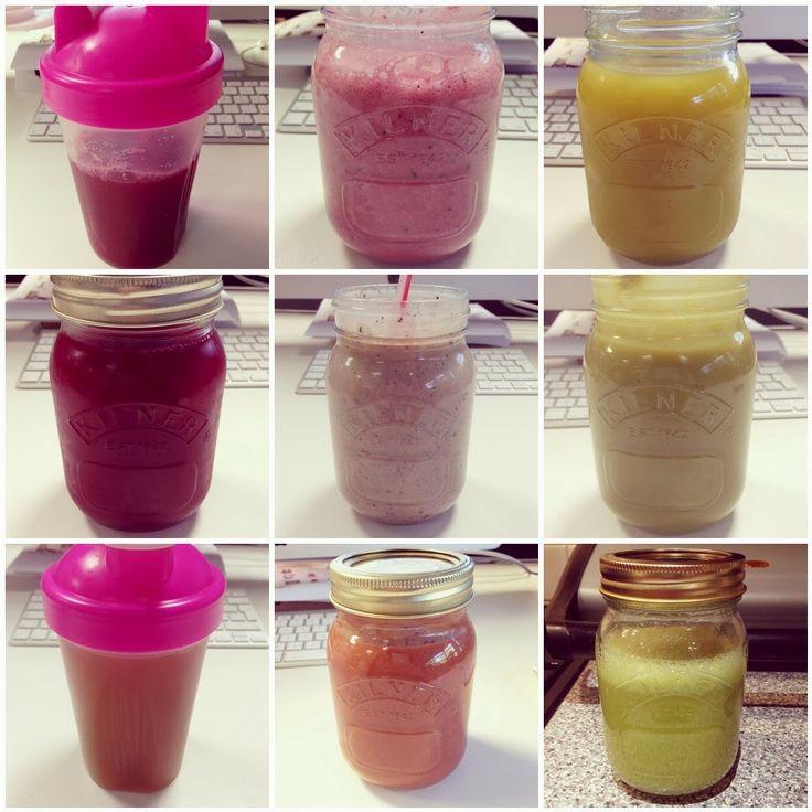 jason vale juice recipes pdf
