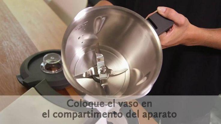 Instrucciones generales para el manejo del robot de cocina Monsieur Cuis...
