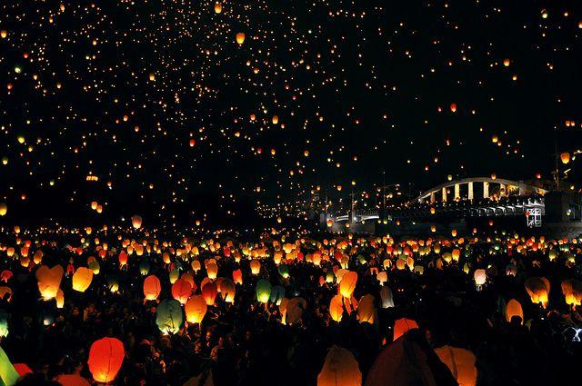 LAMPIONY, LAMPIONY... NIEBO PEŁNE LAMPIONÓW   Moja Osobistosc