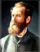 ANTERO DE QUENTAL, poeta, escritor, filósofo e político. Nasceu em 18 de Abril de 1942, em Ponta Delgada, Ilha de São Miguel, Açores – Portugal. Suicidou-se aos 49 anos de idade em  11 de Setembro de 1891.