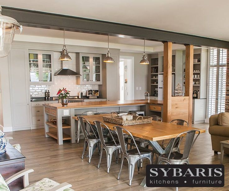To personalise each individual kitchen, our worktops are available in a range of natural woods, stone and granite, all carefully chosen to offer practical benefits and to complement the overall interior design of the home. Contact us on 044 382 2866 for excellent service and much more. #interior #design #Sybaris