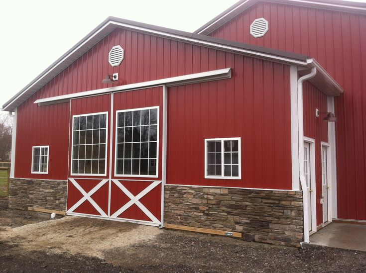 20 Best Building Options Images On Pinterest Pole Barns