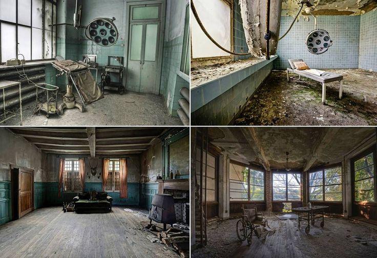 Asilos abandonados...