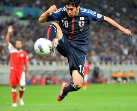 日本が3‐0で最終予選をV発進/主要ニュース速報/デイリースポーツonline
