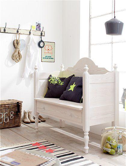Die besten 25+ Bauernbank Ideen auf Pinterest Bemalte hirsch - möbel boss wohnzimmer
