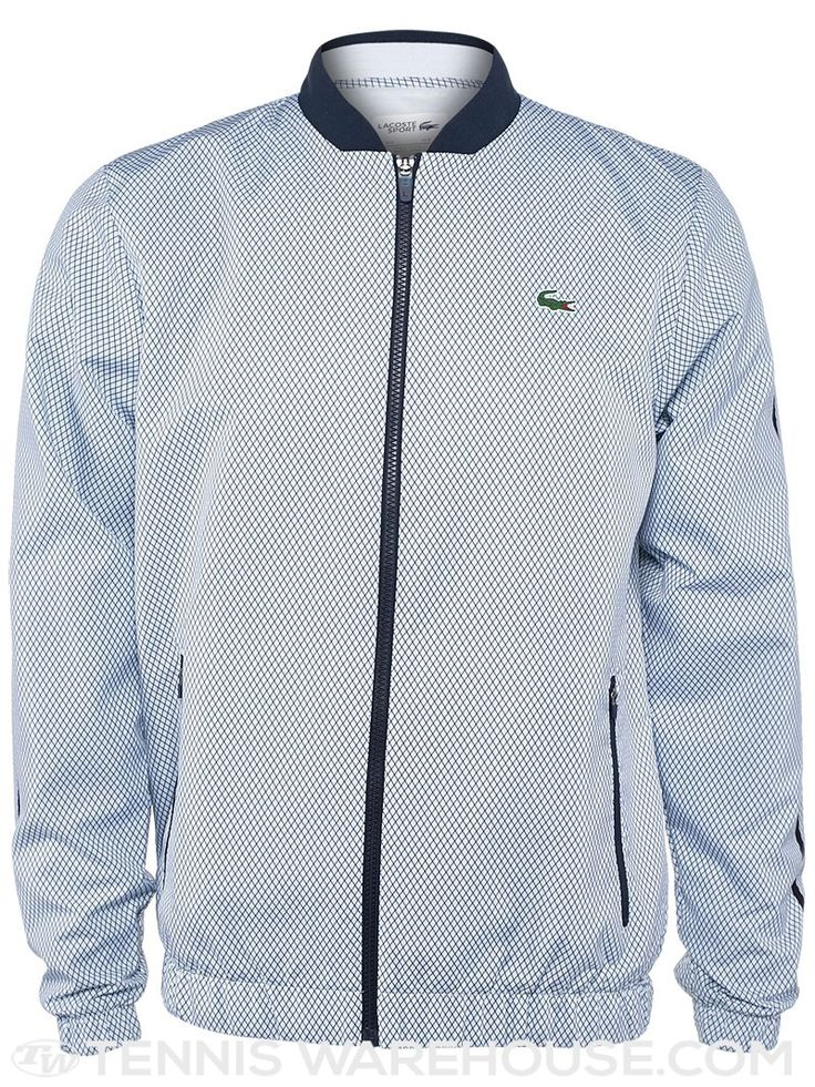 Lacoste Men's Spring Warm Up