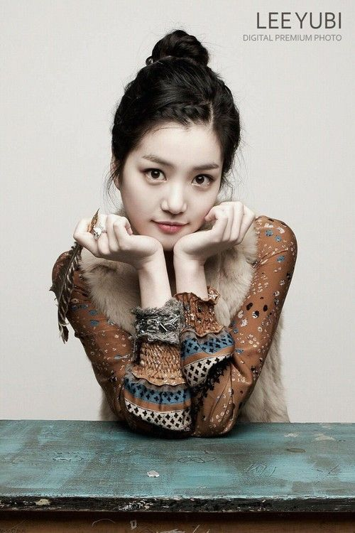 Lee Yoo Bi on @dramafever, Check it out!