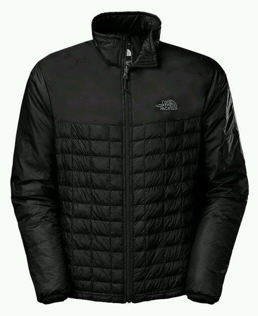 THE NORTH FACE MEN'S JACKET COAT INSULATED LIGHTWEIGHT BLACK NEW SZ L #TheNorthFace #Puffer