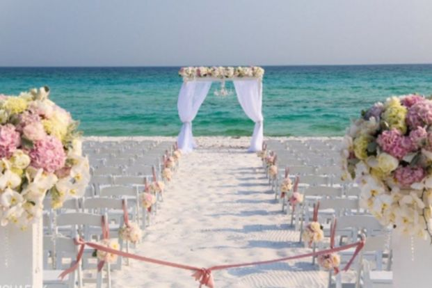 Destin Beach Wedding Packages, Florida Beach Weddings, Panama City