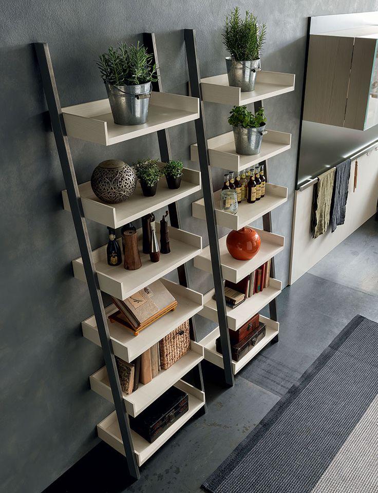 21 best libreria images on pinterest   bookcases, books and book ... - Soggiorno Urban Chic 2