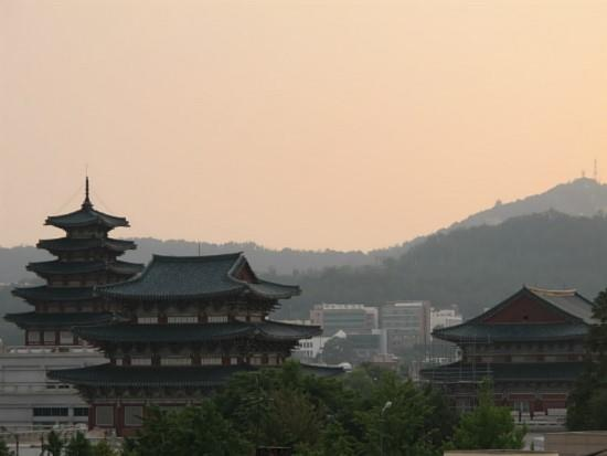 Sam Chung Dong!  It's Korea Old Town!