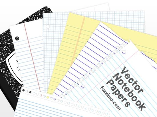 20 best graph paper images on Pinterest Bullet, Cleaning and - notebook paper download