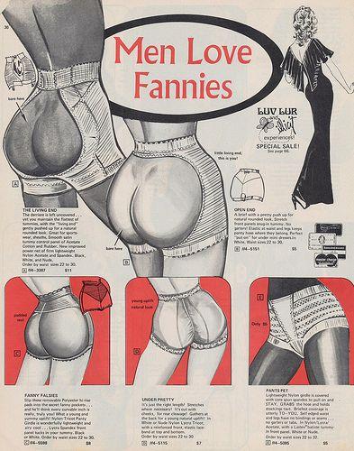 Men Love Fannies   1973 Frederick's of Hollywood catalog   cardboardamerica@gmail.com Jordan Smith   Flickr