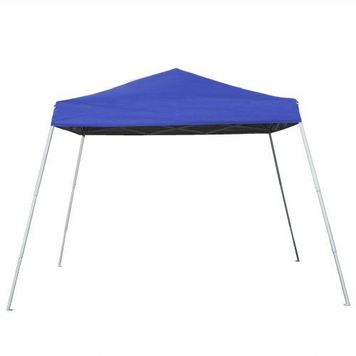 Caravan Canopy 10 by 10 Traveler Sport Instant Canopy, Blue by Caravan Canopy. $71.69. 150D top with aluminum undercoating. Easy assembly (no tools needed). 150D rollerbag with detachable cooler included. Powder coated steel frame prevents rust, chipping, peeling, and corrosion. 64 square feet of shade. The Traveler™ Sport comes equipped with an inner, middle and outer leg system. This allows it to fold down to a significantly smaller size than most other canopi...