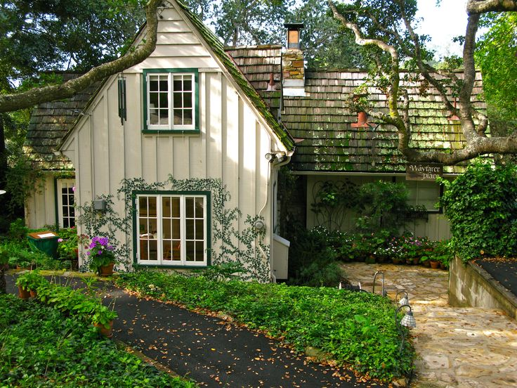 Cottage Carmel Woods California