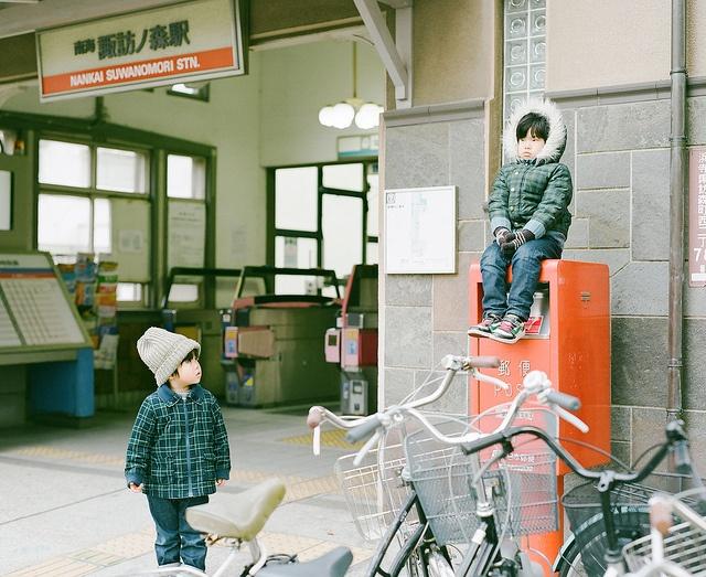 please mr. postman #3 / via hideaki hamada