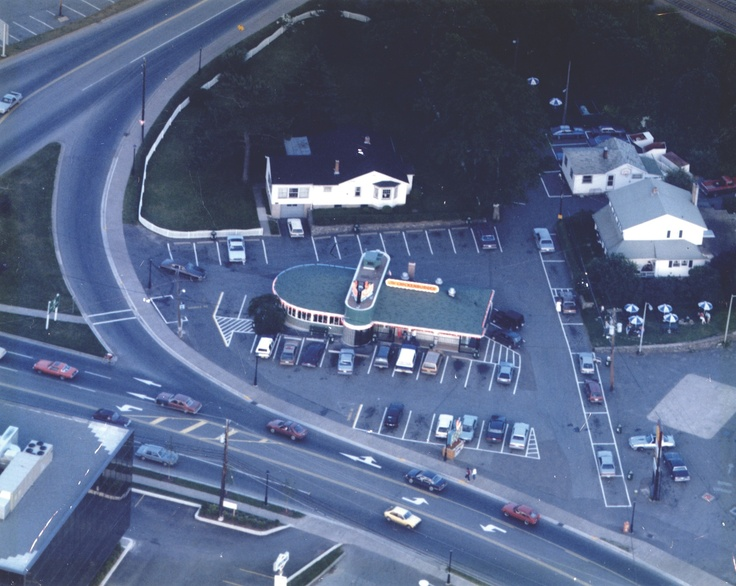 A view from the top. 1988