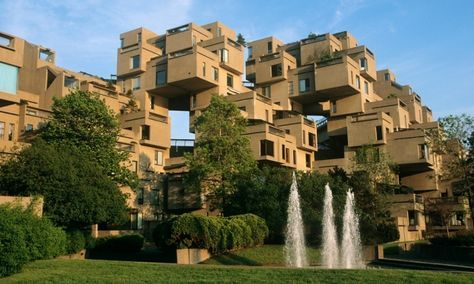 Habitat 67, Montreal's 'failed dream' – a history of cities in 50 buildings, day 35 | Cities | The Guardian