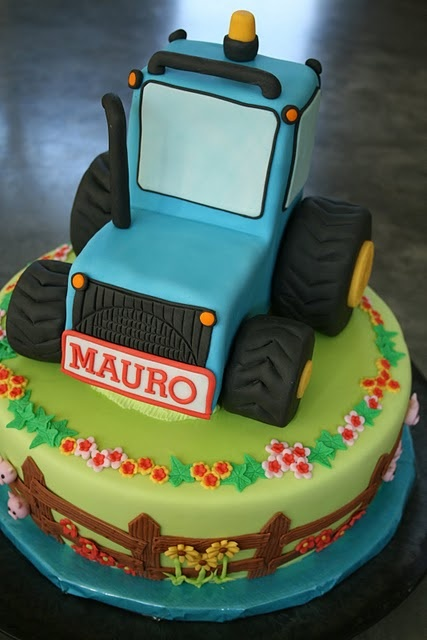 *lexie would seriously LOVE a tractor and transportation themed bday party!  She's obsessed w tractors, buses, trucks, all of it. :)