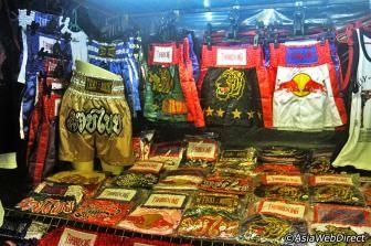 Lamai Night Plaza in Koh Samui - Lamai Shopping