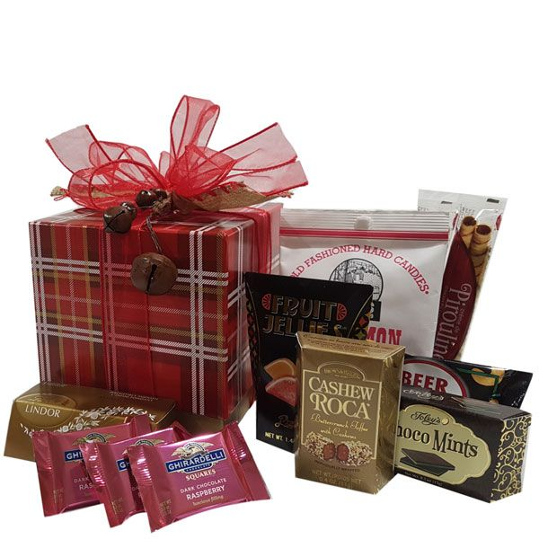 Gift Baskets Delivered In Canada For Christmas Christmas Gift Baskets Lindt Truffles Gifts