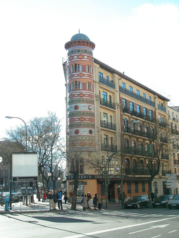 EDIFICIOS singulares de MADRID | Curiosos Incompletos