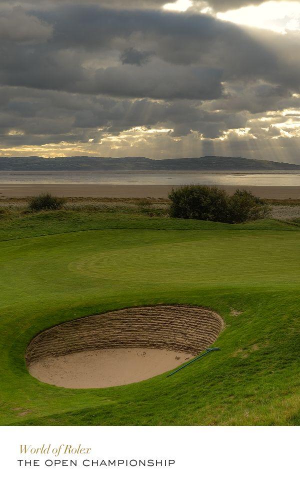 The Open Championship. #Golf #Rolex #RolexOfficial