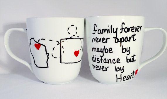 Long distance mug