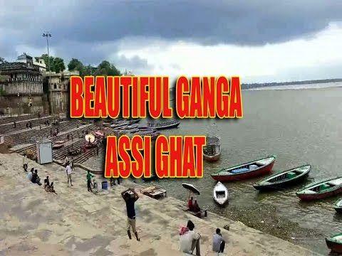Walking in Varanasi ghat/assi ghat/banaras ghat 1