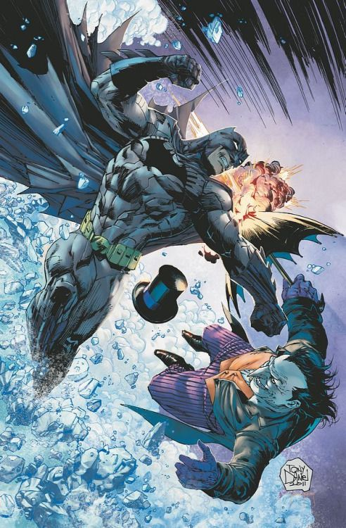 Tony Daniel - Batman