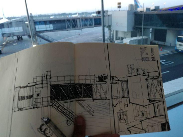 terminal 3, bandara sukarno hatta, jakarta