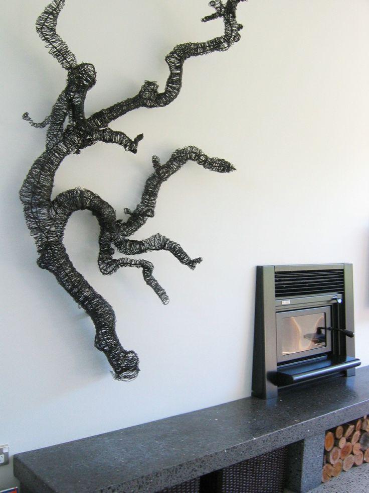 Branch sculpture commission