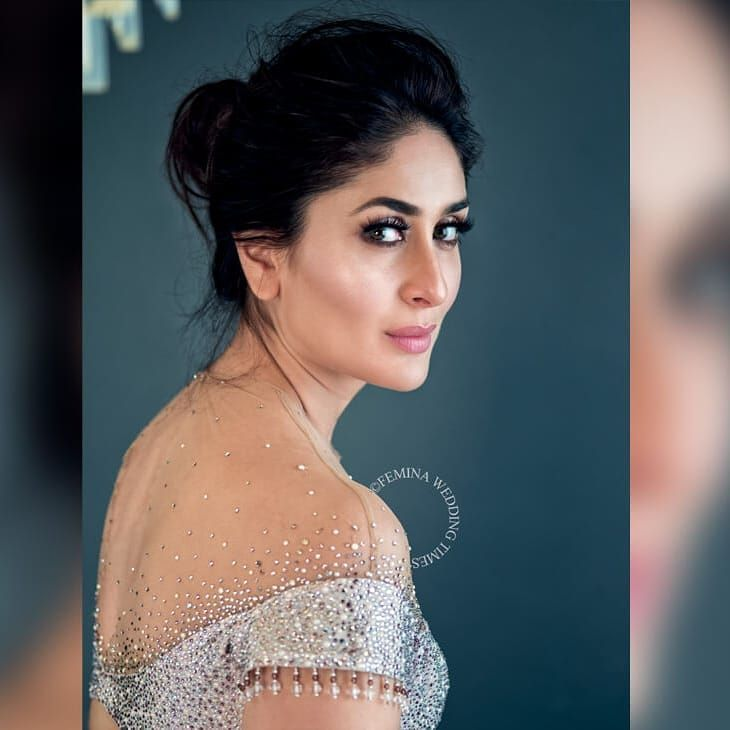 First Name Of Kareena Kapoor Was Derived From A Book Named Anna Karenina She Did A Three Month Course I In 2020 Bollywood Fashion Bollywood Saree Jacqueline Fernandez
