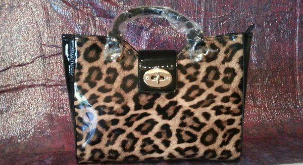 Susen Leopard Print Handbags