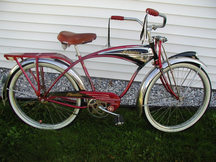50 S Schwinn Cruiser I Bought Mine With The Tips I Received From My Paper Route Schwinn Bike Schwinn Cool Bicycles