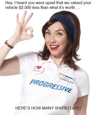 Progressive Auto Quote 7 Best Progressive Insurance Sucks  Say No To Flo Images On