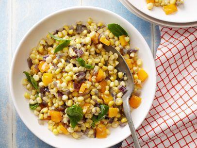 Ina's All-American Confetti Corn Salad