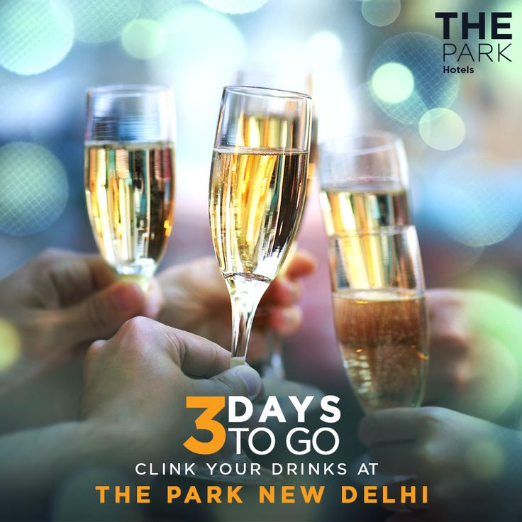 We prepare for a fiesta to rock the Capital. Make some noise for the New Year at The Park New Delhi. For more information about our events, please call: 011 2374 3000