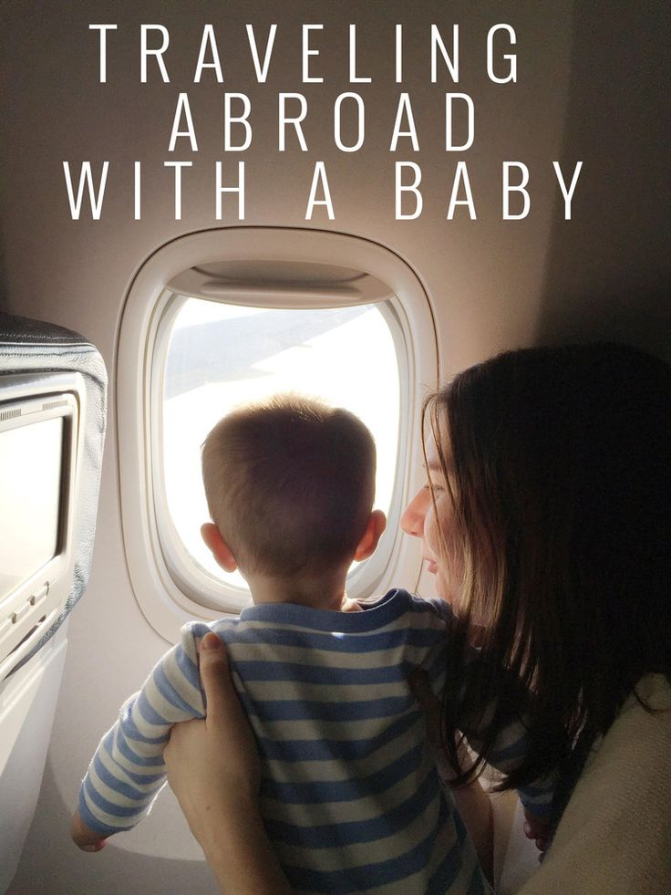 16 Tips for Traveling Abroad with a Baby   Momma Society-The Community of Modern Moms   www.MommaSociety.com   Join our party on Instagram @MommaSociety