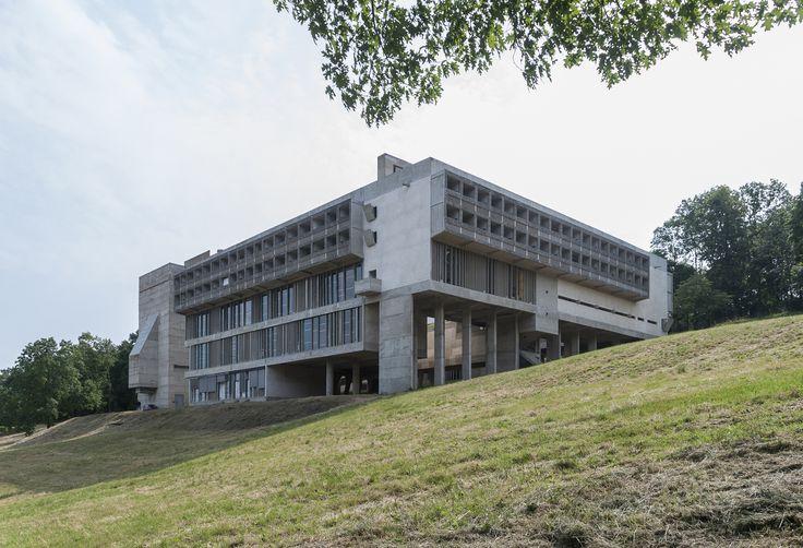 Gallery of AD Classics: Convent of La Tourette / Le Corbuiser - 1