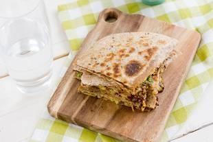 Meatless Monday Recipe: Broccoli Quinoa Quesadilla http://wet.pt/13rbC3B