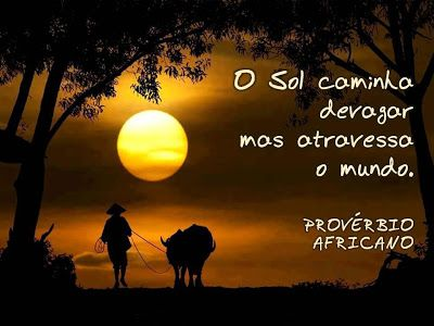 LOVE STORIES: Provérbio Africano