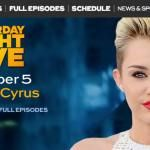 Miley Cyrus On SNL Full Episode: Twerking To Ratings