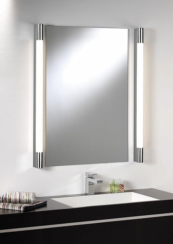 Bathroom Lights Over Mirror