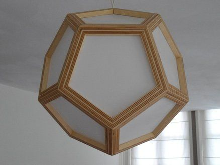 152 best images about woodworking on pinterest step for Dodecahedron light fixture