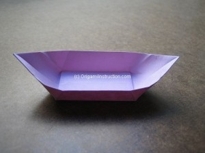 Origami Barca Passo Box 28