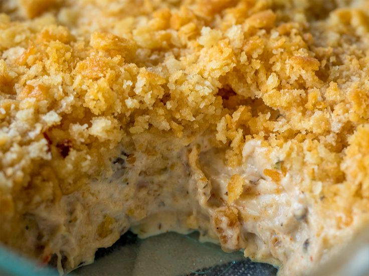 Creamy Ritz Chicken Casserole – Amazing food