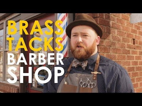 Brass Tacks Barbershop, Dallas - Shave and a Haircut | The Art of Manliness