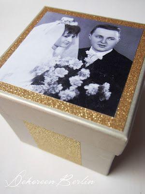 DekOreenBerlin: Geschenke zur goldenen Hochzeit