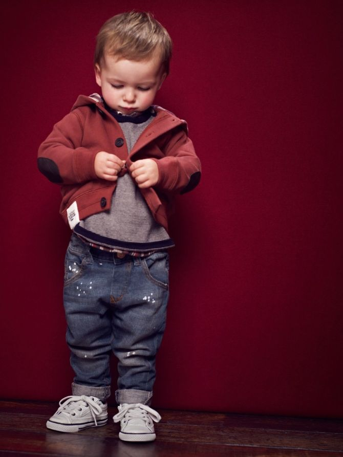 ZARA Fall Winter 2011 Kidswear